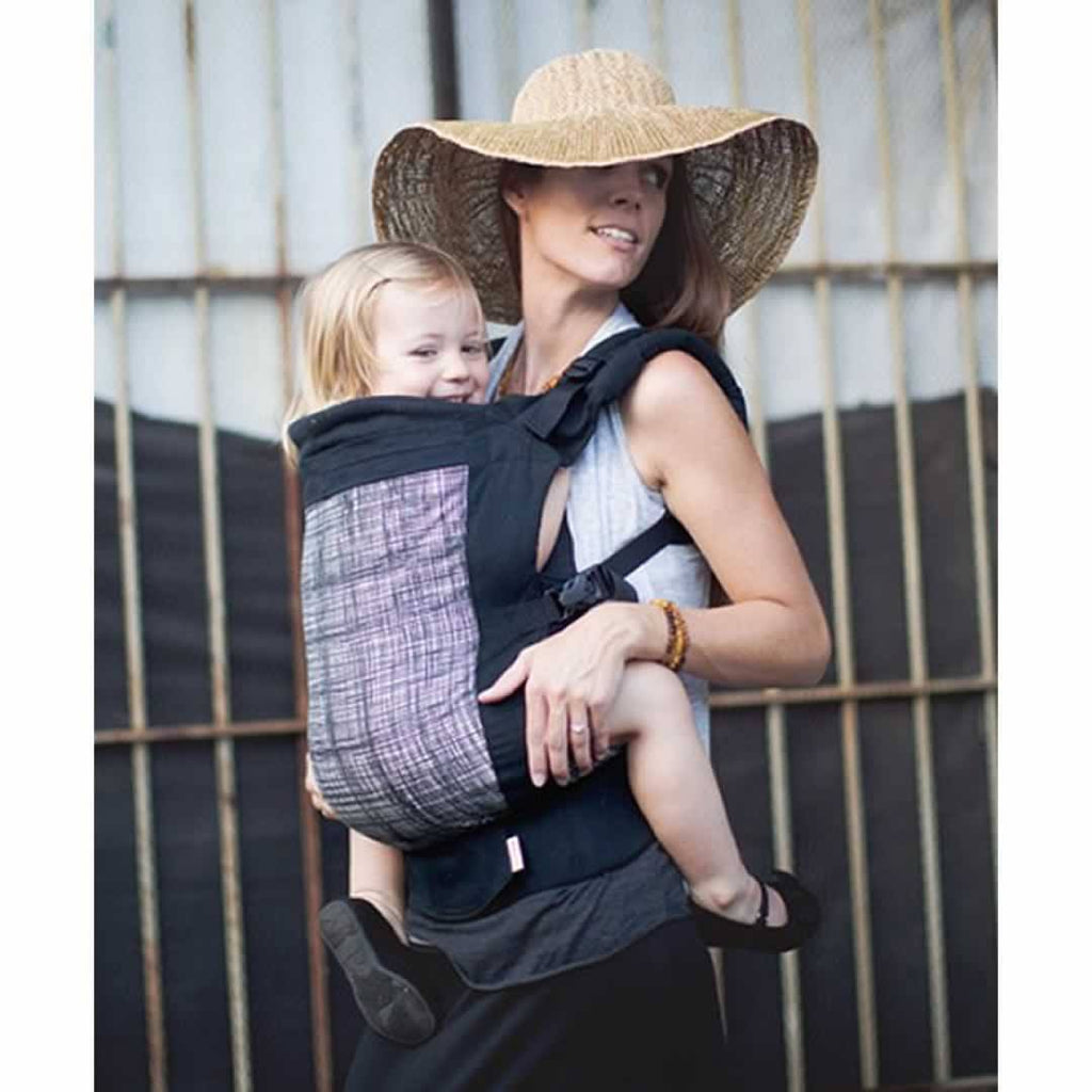 Beco Toddler Carrier Scribble Lifestyle
