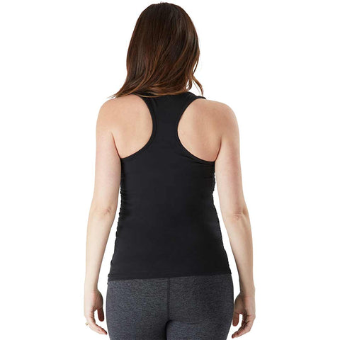 Belly Bandit Activewear Essential Tank - Black-Maternity Tops- Natural Baby Shower