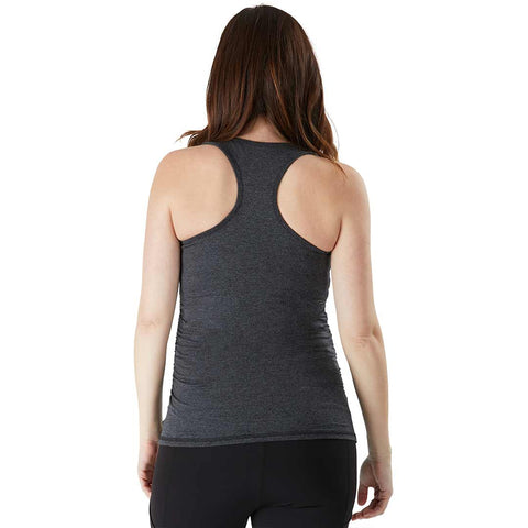 Belly Bandit Activewear Essential Tank - Charcoal-Maternity Tops- Natural Baby Shower