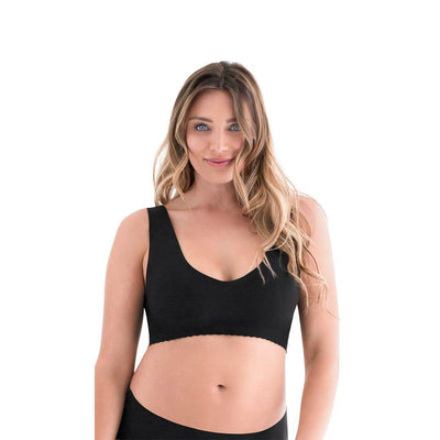 Belly Bandit Anti Bra - Black-Bras- Natural Baby Shower