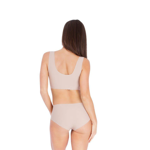 Belly Bandit Anti Panti - Nude-Maternity Underwear- Natural Baby Shower