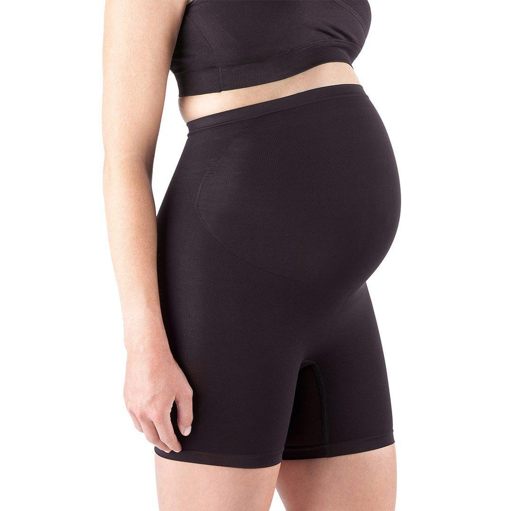 Black//Nude S to L Belly Bandit Thighs Disguise Pregnancy Shapewear Compression Support Innerwear