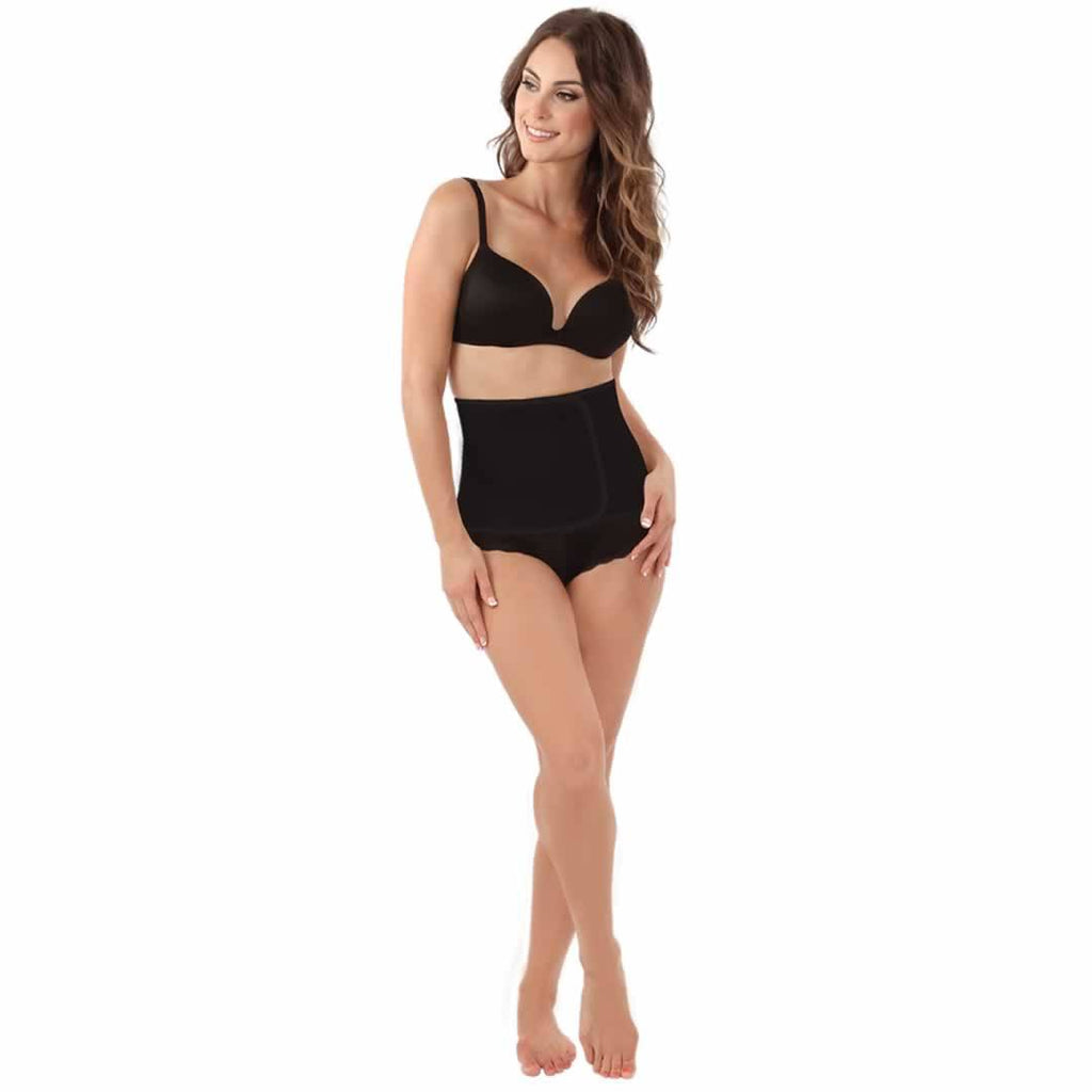 Belly Bandit Bamboo - Black-Shapewear- Natural Baby Shower