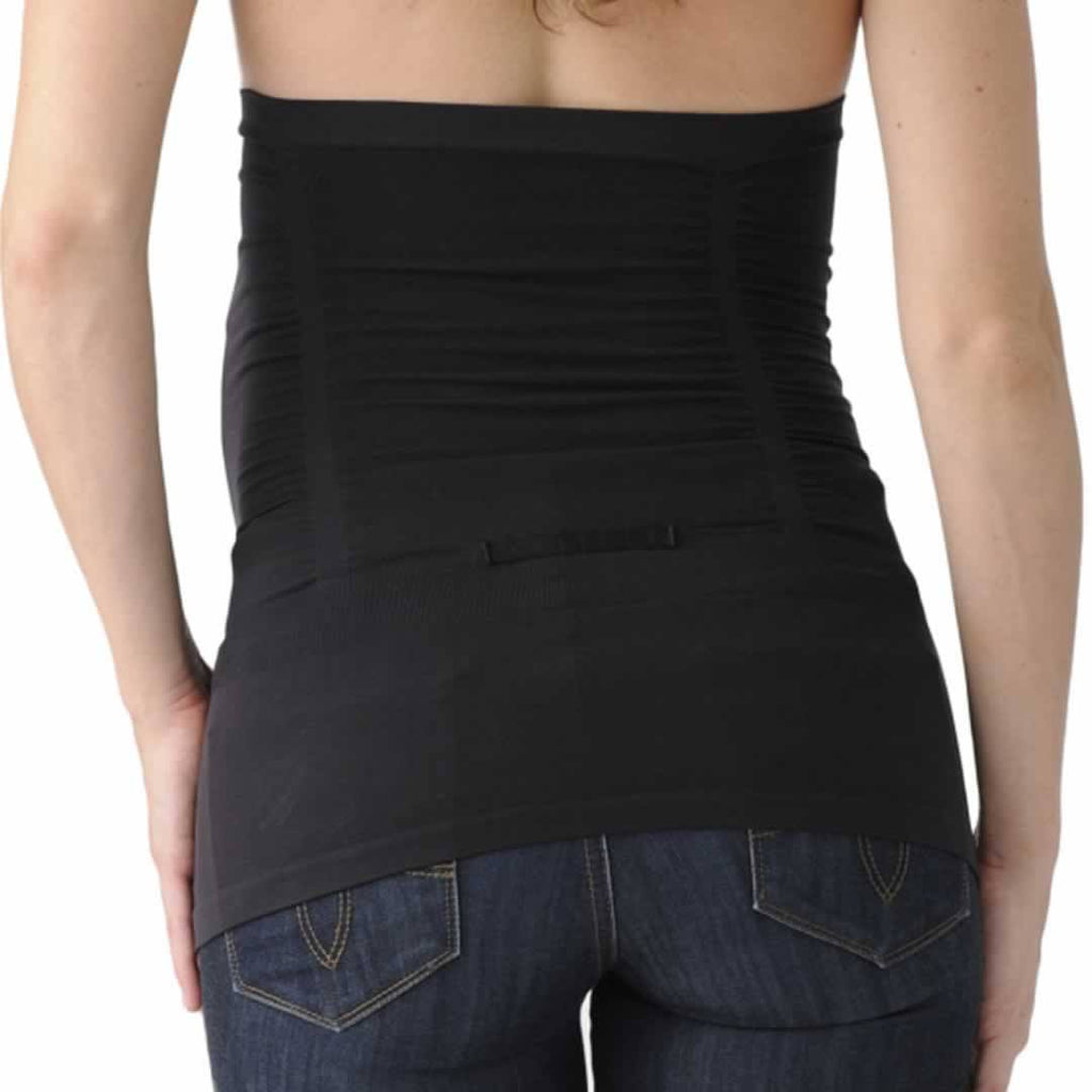 Belly Bandit Flawless Belly - Black-Shapewear- Natural Baby Shower