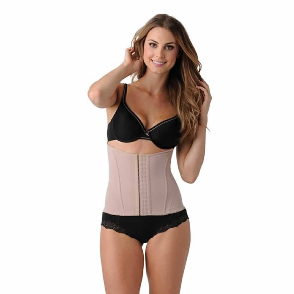 Belly Bandit Mother Tucker Corset - Nude-Shapewear- Natural Baby Shower