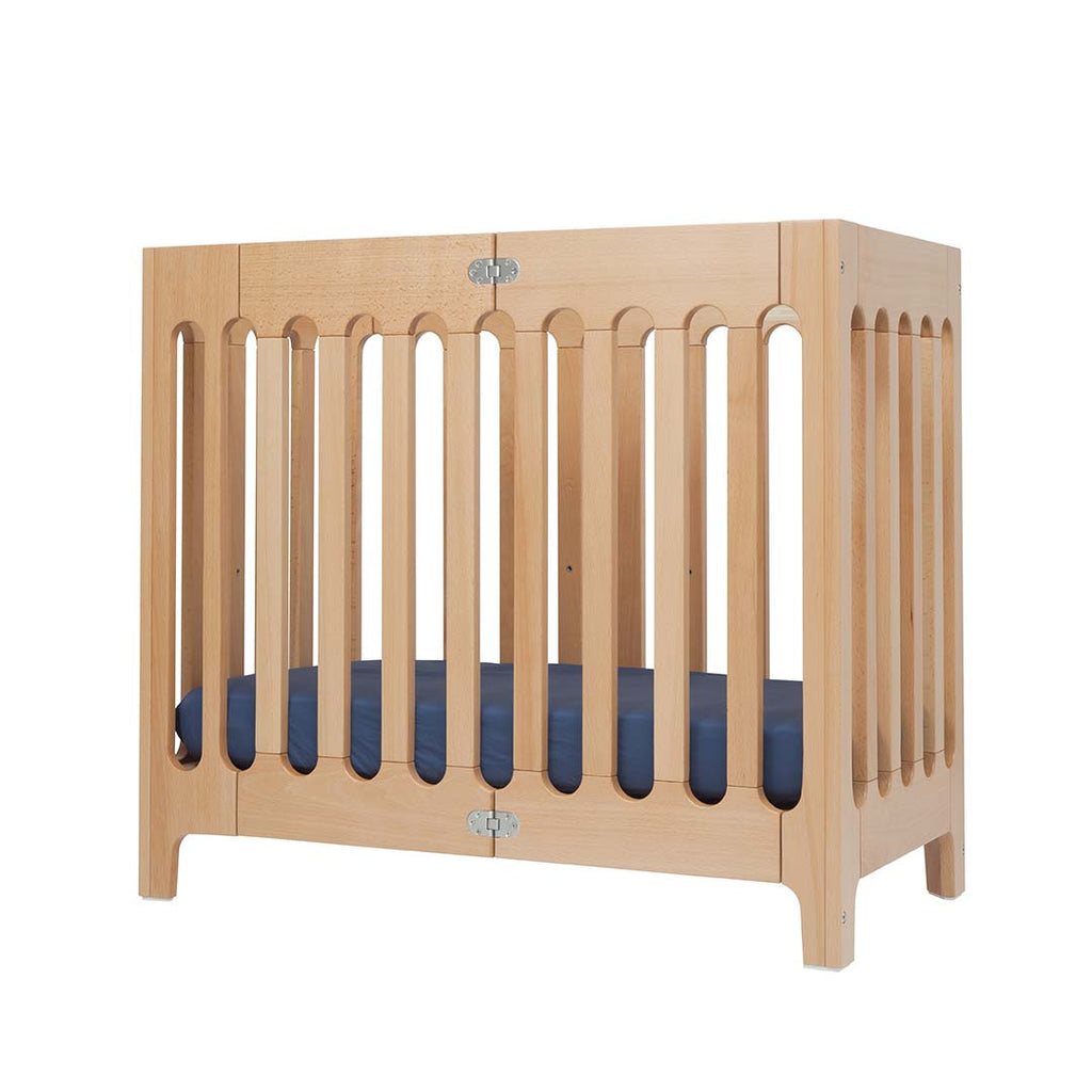 Bloom Alma Mini Crib - Natural