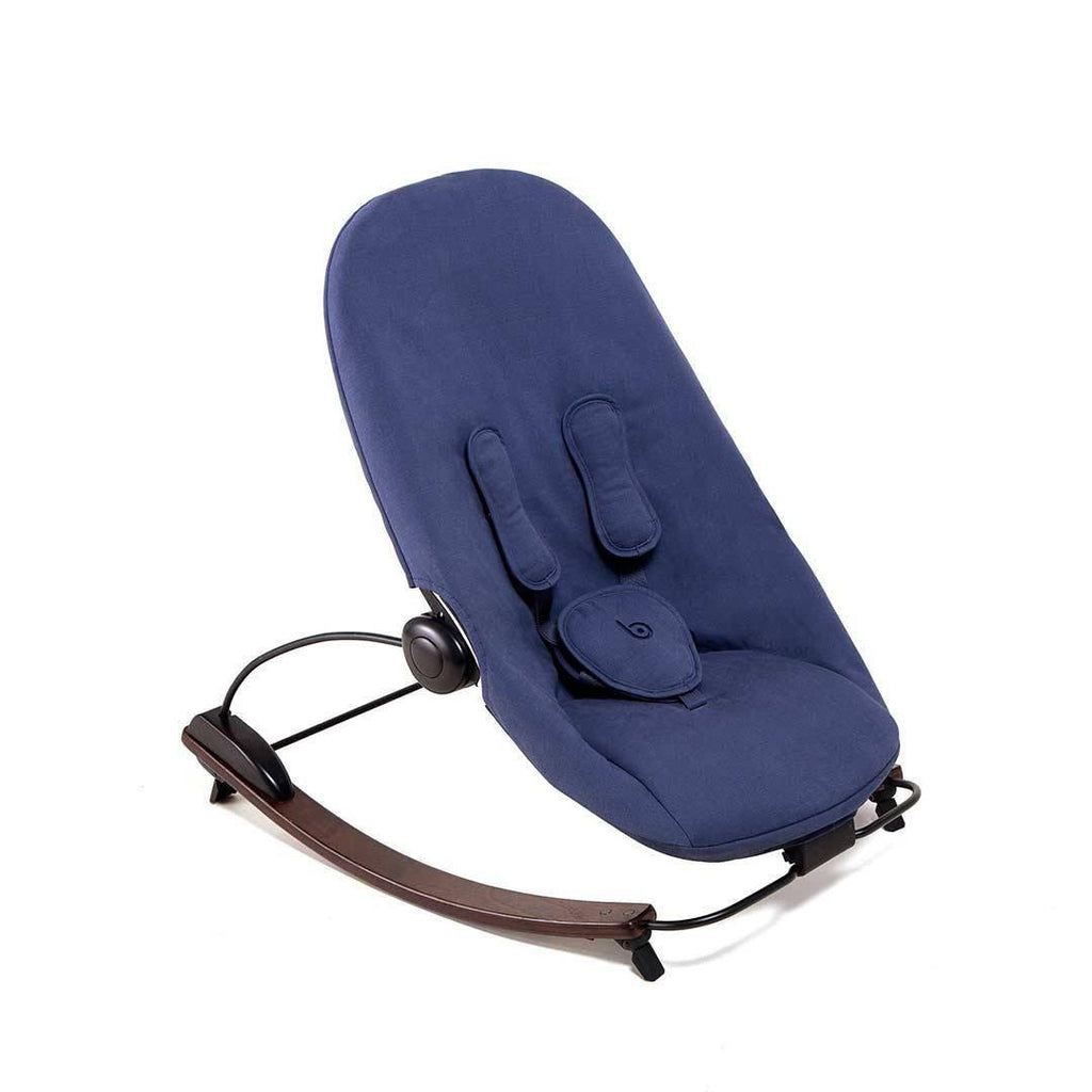 Bloom Coco Go Organic Lounger in Navy Blue