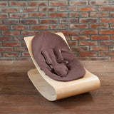 Bloom Coco Stylewood Lounger - Natural + Henna Brown Lifestyle
