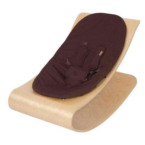 Bloom Coco Stylewood Lounger - Natural + Henna Brown