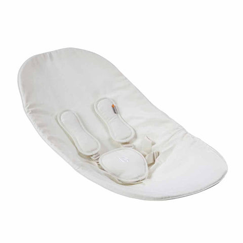 Bloom Coco Stylewood Lounger Pad Coconut White