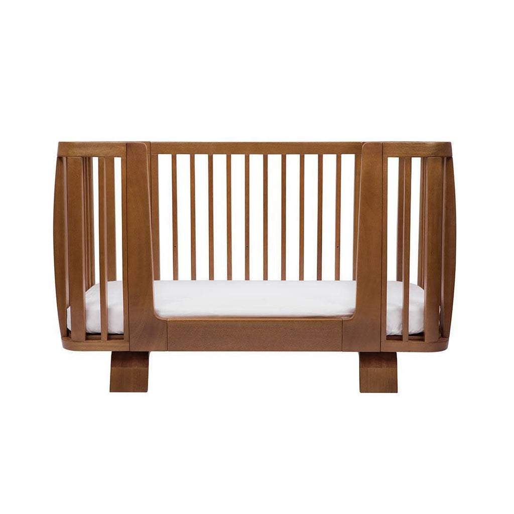 Bloom Retro Crib Toddler Rail in Oak
