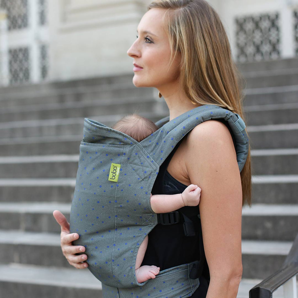 9a8ee11f455 Boba 4GS Baby Carrier - Foxtrot-Baby Carriers-Default- Natural Baby Shower  ...