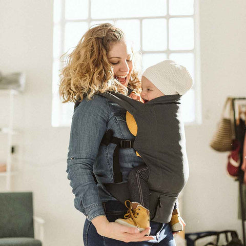 Boba 4GS Baby Carrier - Midnight Organic-Baby Carriers-Default- Natural Baby Shower