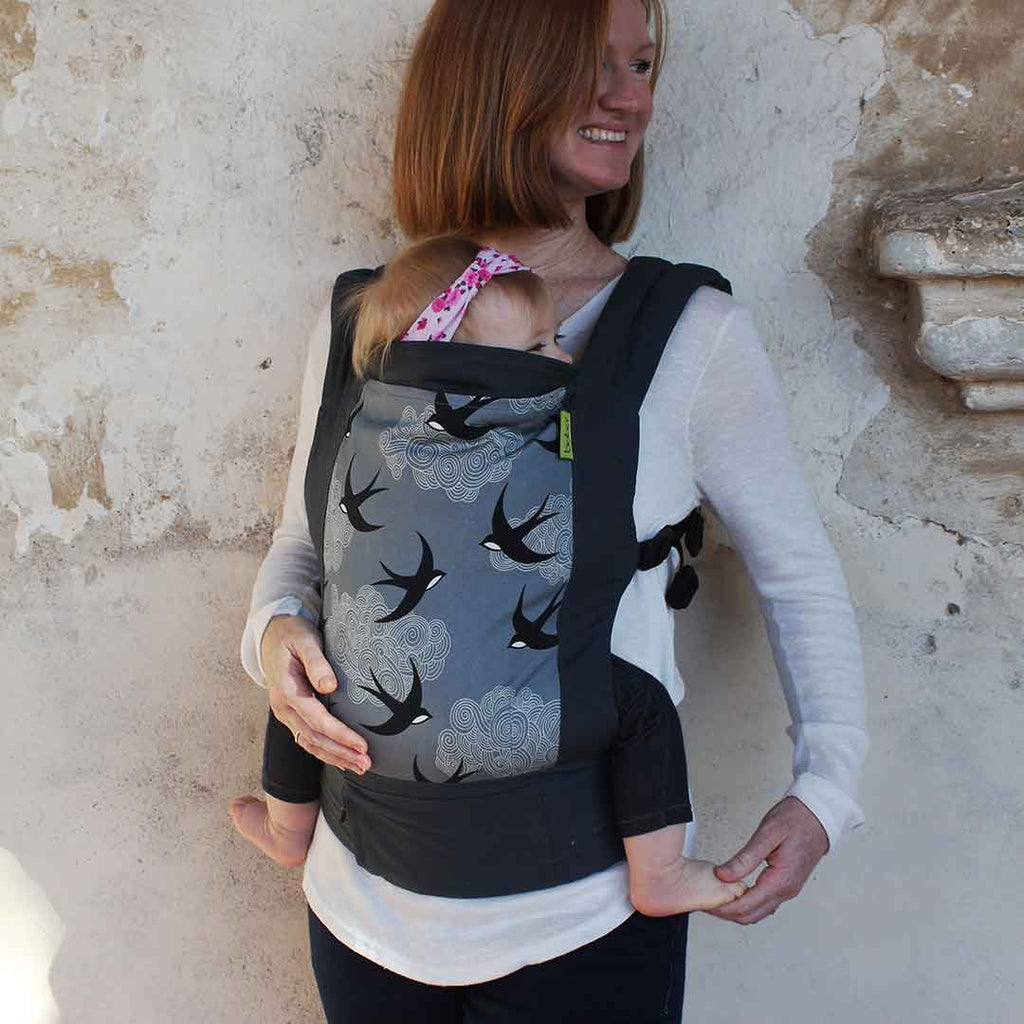 Boba 4GS Baby Carrier - Mission-Baby Carriers-Default- Natural Baby Shower