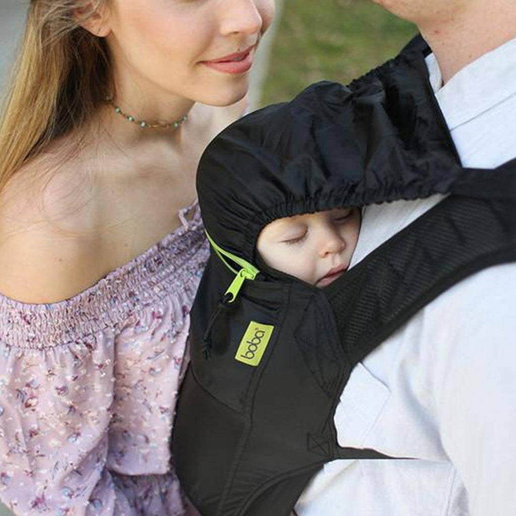 Boba Air - Black - Baby Carriers - Natural Baby Shower