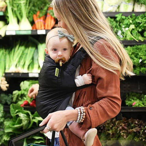 Boba Air - Black-Baby Carriers-Default- Natural Baby Shower