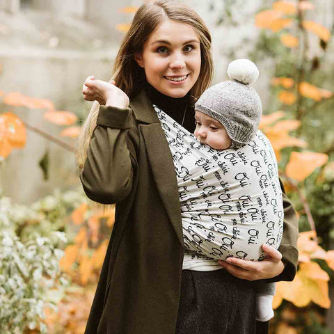 Boba Wrap - Bebe Oui-Baby Carriers-Default- Natural Baby Shower