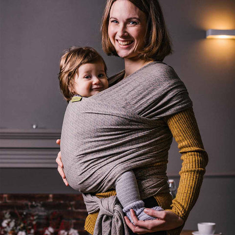 Boba Wrap - Rain-Baby Carriers-Default- Natural Baby Shower