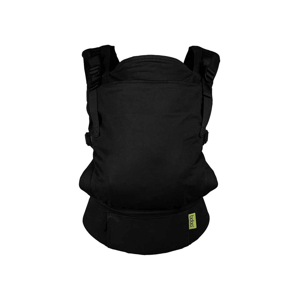 Boba X Carrier - Black Beauty-Baby Carriers-Default- Natural Baby Shower