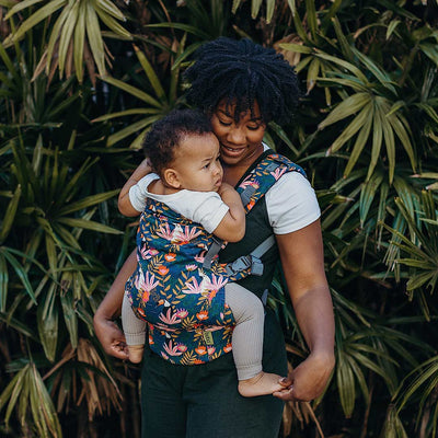 Boba X Carrier - Bohemian Paradise-Baby Carriers-Default- Natural Baby Shower