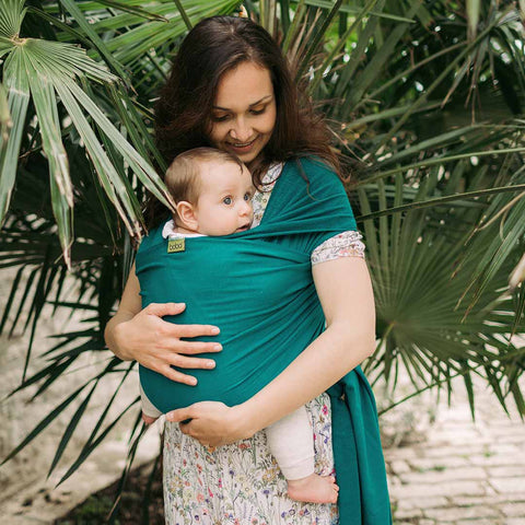 Boba Wrap - Oasis-Baby Carriers-Default- Natural Baby Shower