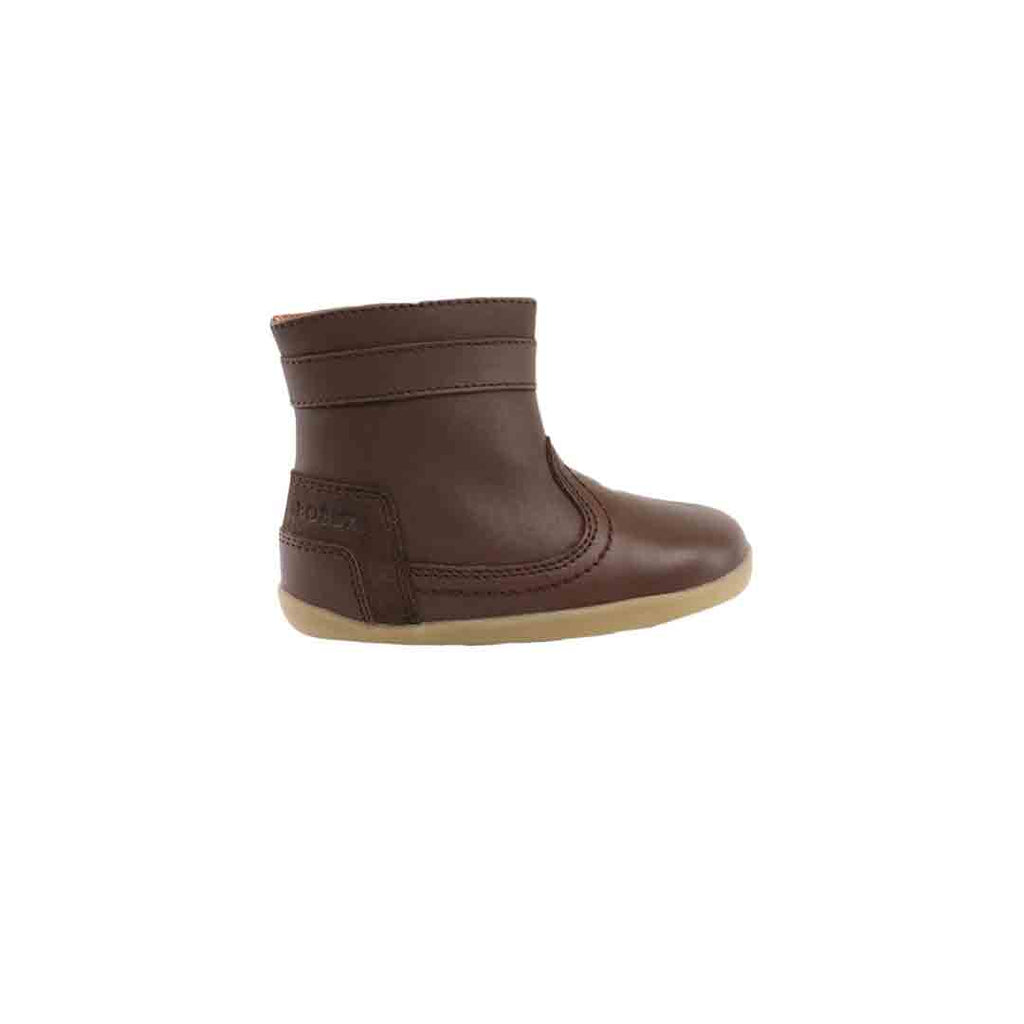 Bobux Bolt Boots - Espresso-Boots- Natural Baby Shower