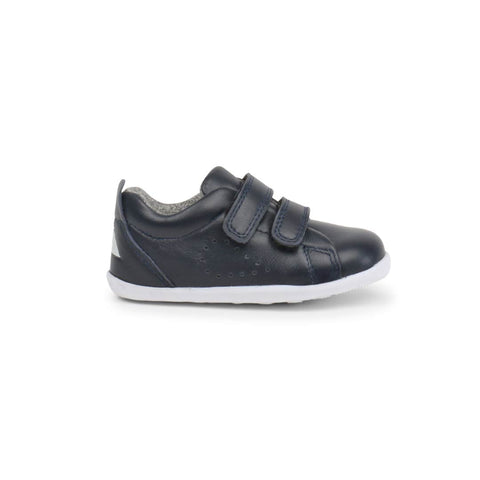 Bobux Grass Court Shoes - Navy