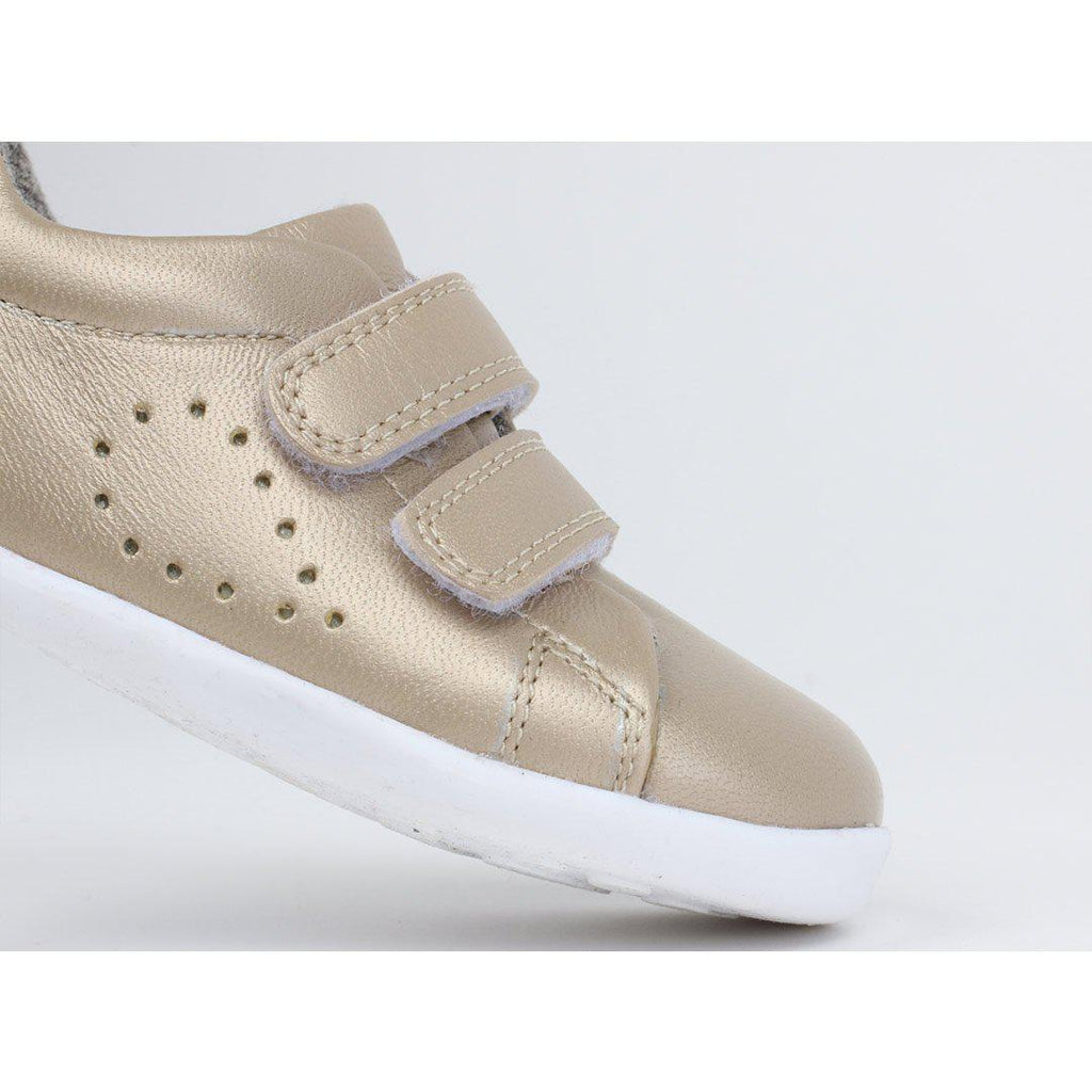 Bobux Grass Court Trainers - Gold 1