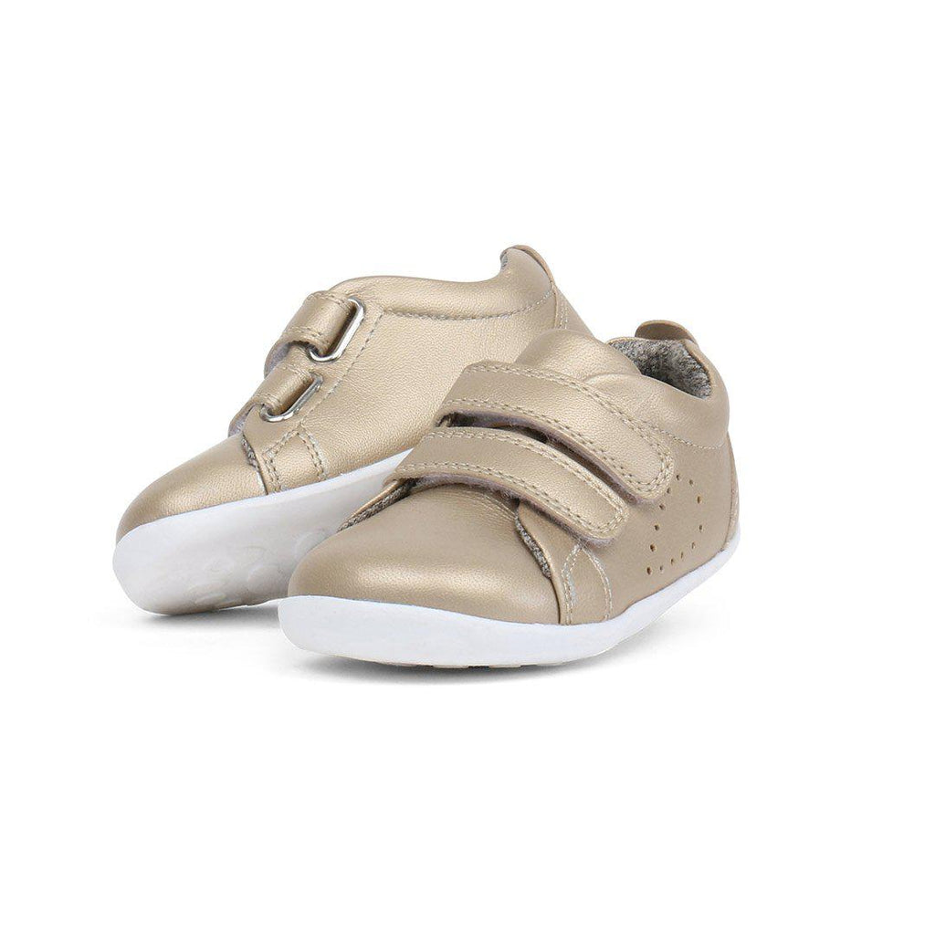 Bobux Grass Court Trainers - Gold 4