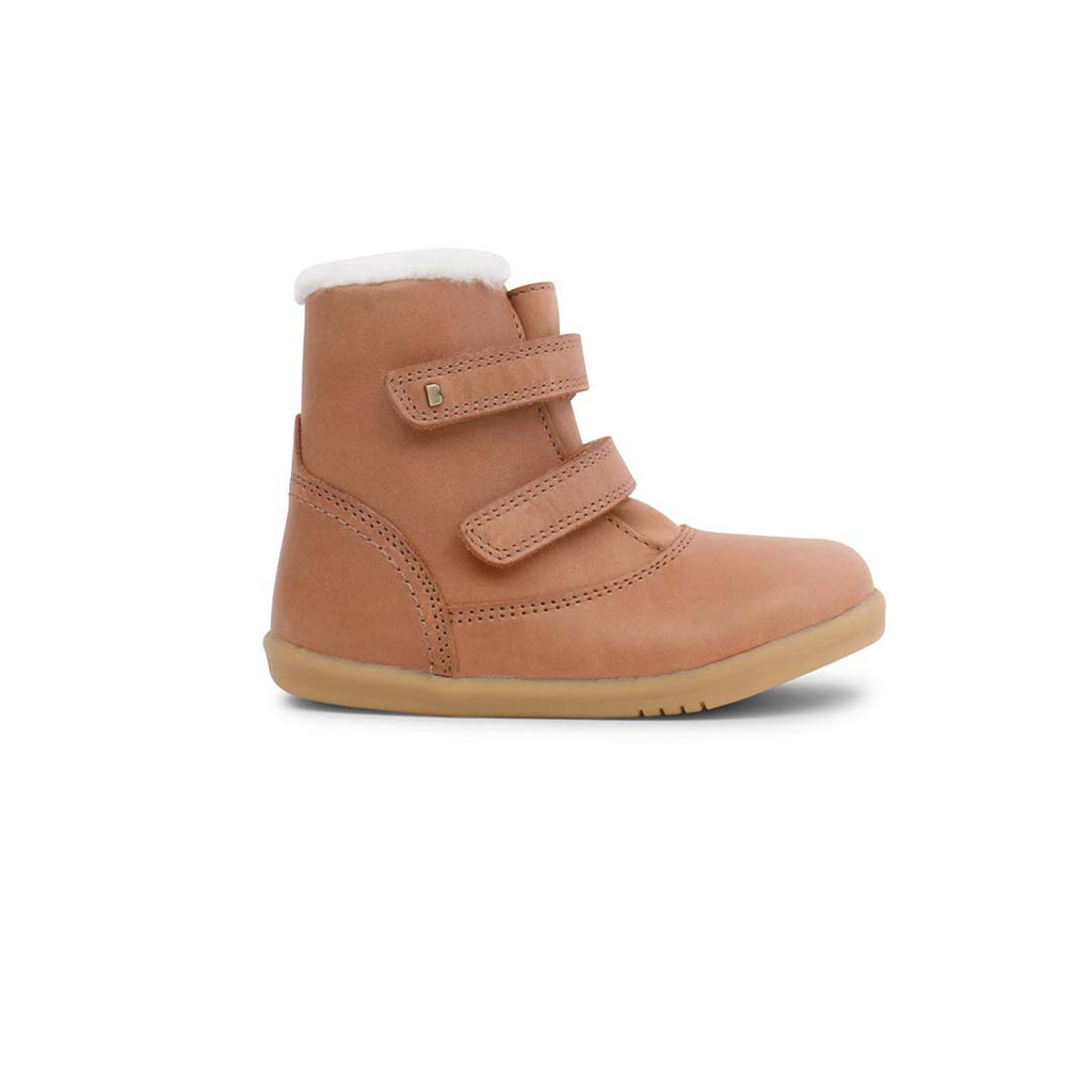 Bobux I-Walk Aspen Winter Boots (AW19) - Caramel-Boots- Natural Baby Shower