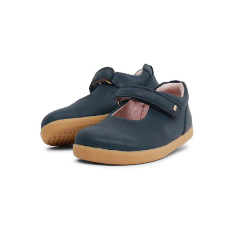 Bobux I-Walk Delight Shoes - Navy-Shoes- Natural Baby Shower