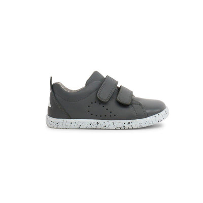 Bobux I-Walk Grass Court Shoes (AW19) - Smoke-Shoes- Natural Baby Shower