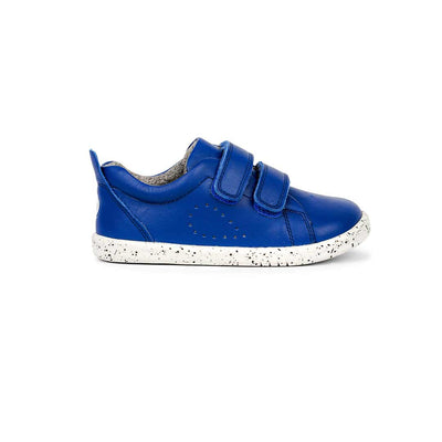 Bobux I-Walk Grass Court Trainers - 2020 - Blueberry-Shoes- Natural Baby Shower