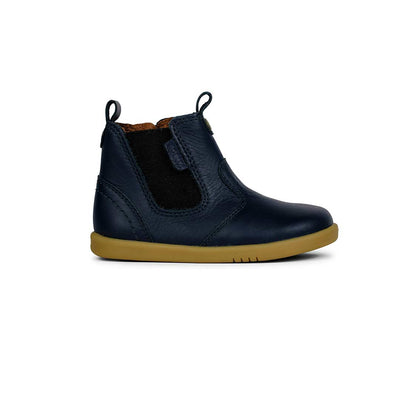 Bobux I-Walk Jodhpur Boots - Navy - 2020-Boots- Natural Baby Shower