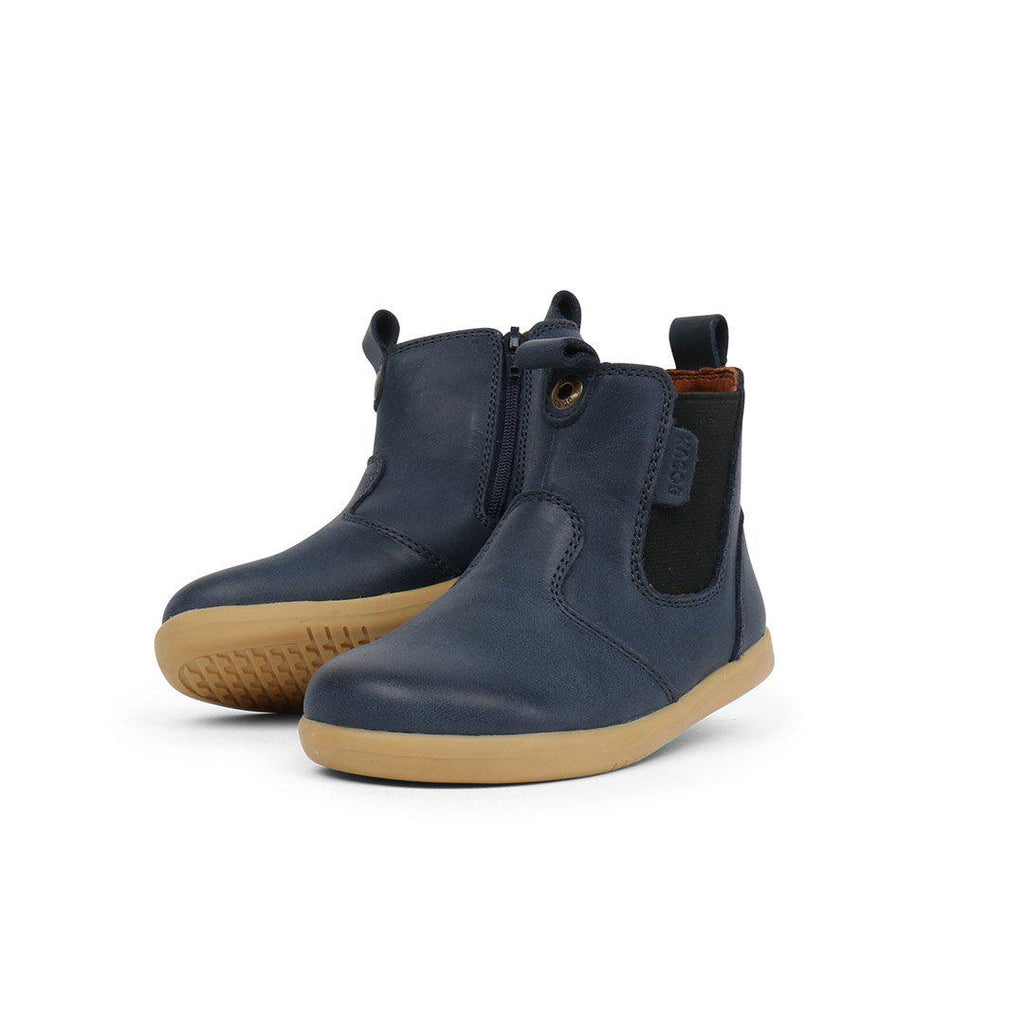 Bobux I-Walk Jodphur Boots - Navy-Boots- Natural Baby Shower