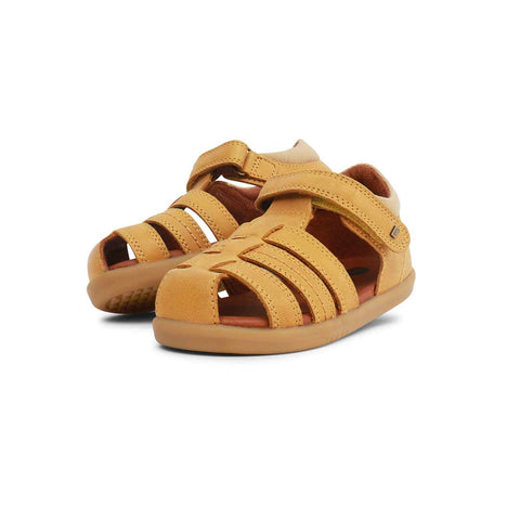 Bobux I-Walk Roam Sandals - Chartreuse-Sandals- Natural Baby Shower