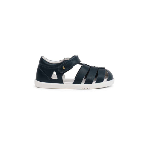 Bobux I-Walk Tidal Sandals - Navy-Sandals- Natural Baby Shower