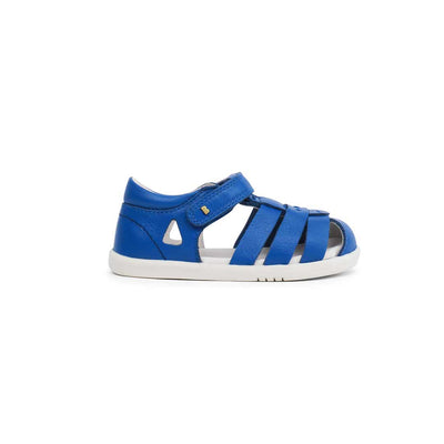 Bobux I-Walk Tidal Sandals - Sapphire-Sandals- Natural Baby Shower