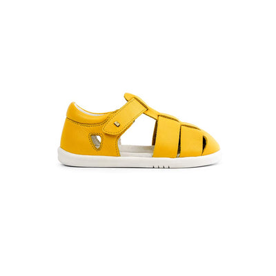 Bobux I-Walk Tidal Sandals - 2020 - Yellow-Sandals- Natural Baby Shower