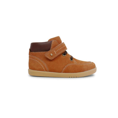 Bobux I-Walk Timber Boots - Mustard - 2020-Boots- Natural Baby Shower