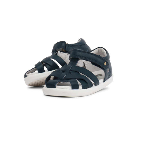 Bobux I-Walk Tropicana Sandals - Navy-Sandals- Natural Baby Shower