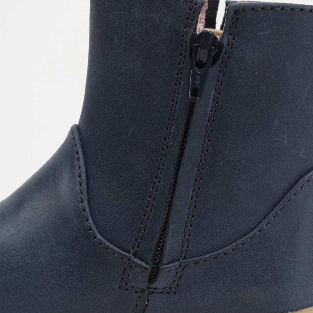 Bobux I-Walk Shire Boots - Navy-Boots- Natural Baby Shower