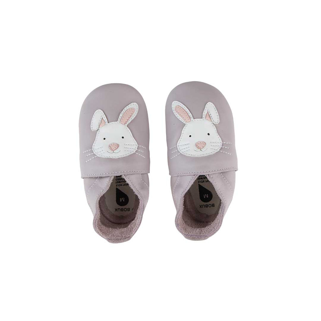 Bobux Shoes - Lilac Rabbit
