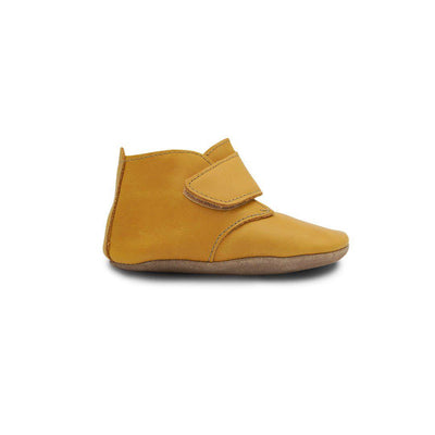 Bobux Soft Sole Shoes - Desert - Mustard-Soft Soles- Natural Baby Shower