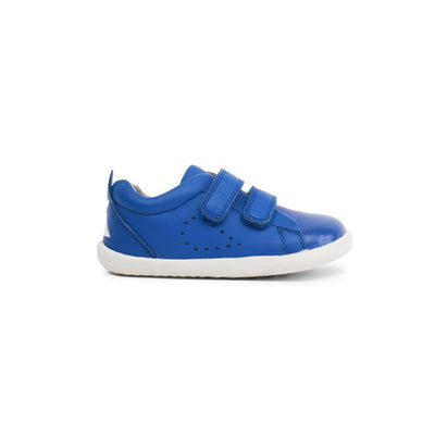 Bobux Step Up Grass Court (AW19) - Sapphire-Shoes- Natural Baby Shower