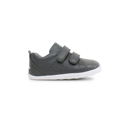 Bobux Step Up Grass Court (AW19) - Smoke-Shoes- Natural Baby Shower
