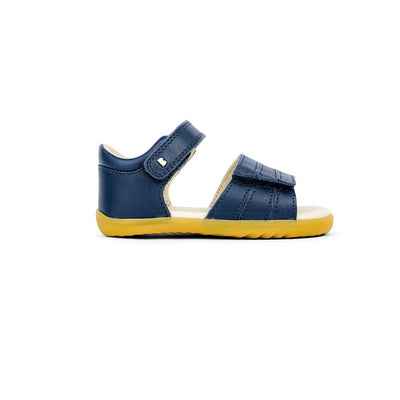 Bobux Step-Up Hampton Sandals - 2020 - Navy-Sandals- Natural Baby Shower
