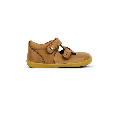 Bobux Step-Up Jack & Jill Shoes - 2020 - Caramel-Shoes- Natural Baby Shower