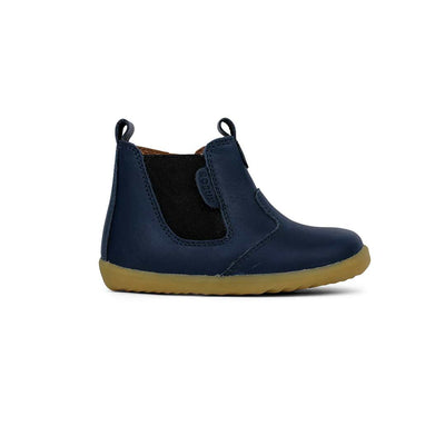 Bobux Step-Up Jodhpur Boots - Navy - 2020-Boots- Natural Baby Shower