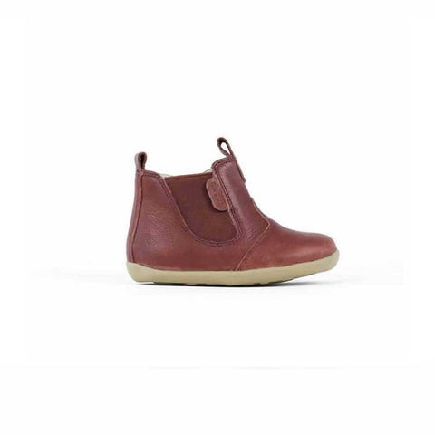 Bobux Step Up Jodphur Boots - Toffee